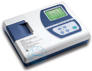 Three Channel Electrocardiograph (ECG-30A) pictures & photos