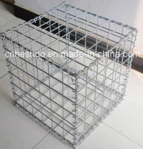 Galvanized/ PVC Coated Gabion Basket / Welded Gabion Box pictures & photos