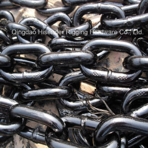 Black Painted High Strength Bind Lashing Chain pictures & photos