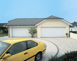 Automatic Roller Garage Door with Remote Control pictures & photos