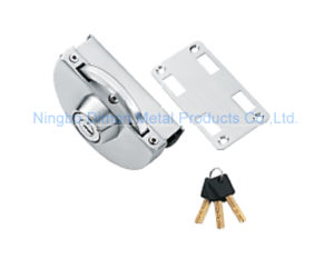 Dimon Sliding Glass Door Lock Single Door Single Cylinder Central Lock (DM-DS 98-5) pictures & photos