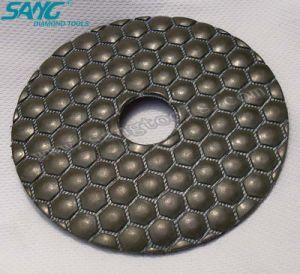 Supply Good Quality Diamond Dry Polishing Pad, Diamond Polish Pads (SA-065) pictures & photos