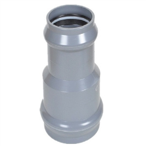PVC Reducing Socket Rubber Ring Joint for Water Supply pictures & photos