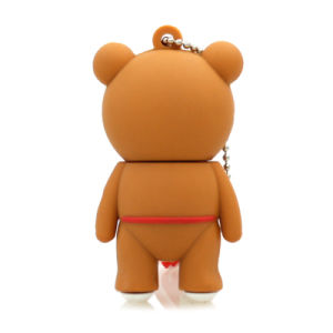 USB Flash Drive 4G Pendrive Ted Bear U Disk 16g Pen Drive 8g USB2.0 Flash Memory Stick Drive USB Flash Drive pictures & photos