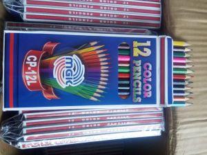 Cheapest Hexagon Wooden Color Pencils pictures & photos
