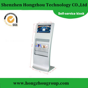 PC Stand LCD Digital Signal Touch Screen Self Service Kiosk pictures & photos