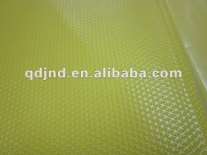 Yellow Embossed Film/Embossed Protective Film pictures & photos