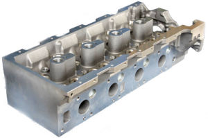 Cylinder Head for Mercedes Benz OM646.951 (908 574) pictures & photos