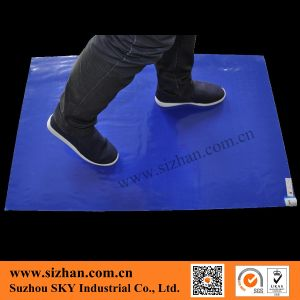 Clean Room Sticky Mat for Adhesive Dust pictures & photos
