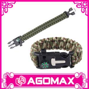 Multifunctional Outdoor Sports Emergency Kit Paracord Survival Bracelet