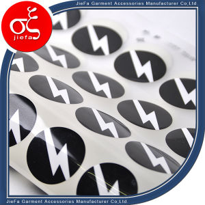 Custom Heat Transfer Label for Clothing pictures & photos