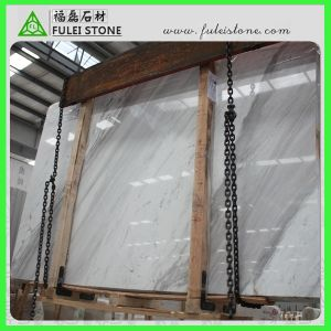 Italy Marble Volakas White Marble Slab and Tile