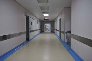 Hospital Plastic Wall Corner Guards Protection pictures & photos