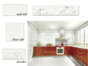 Washroom Beige Wall Ceramic Tile Border pictures & photos