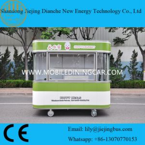 Stationery Food Stand/Food Van Selling Breakfast pictures & photos