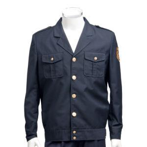 Dignified Jacket Design Security Uniform for Men Sc-04 pictures & photos