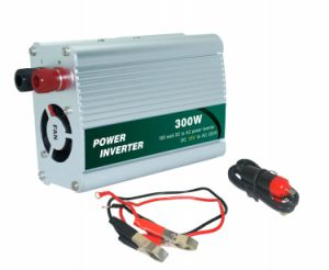 300W Car DC AC Power Inverter (QW-300MUSB) pictures & photos