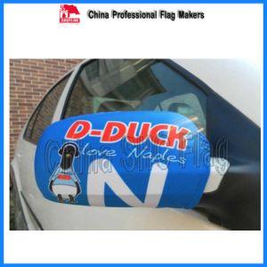 Free Custom Samples Car Mirror Flag