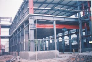 ISO New Design Ready Made Light Steel Structure Warehouse pictures & photos