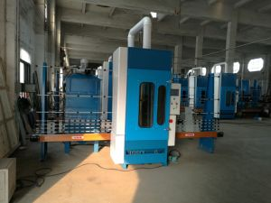 PS-1500 Automatic Glass Sandblasting Machine / CNC Automatic Glass Sandblasting Machine pictures & photos