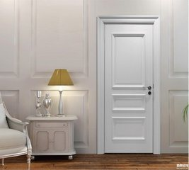 Solid Timber Door Good Design Entrance Main Door pictures & photos