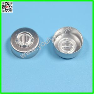 20mm Silver Color Aluminum Caps pictures & photos