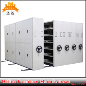 Steel Mobile File Storage Shelves pictures & photos