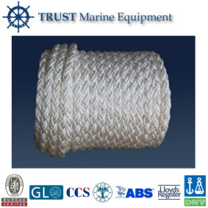 Marine Polypropylene/ Polyseter/ Nylon Mooring Rope for Ship Price of Mooring Rope pictures & photos