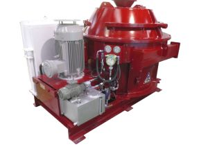 Manufacturer of Mud Cleaning Products Verticl Cutting Dryer