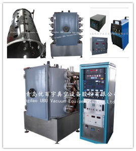 Multi-Function Intermediate Frequency Coating Machine for Glass Crafts