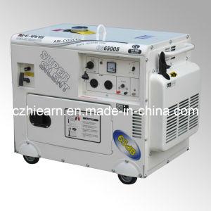 Super Silent Petrol Generator (GG6500S) pictures & photos