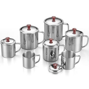 Low Price Stainless Steel Cup Mug pictures & photos