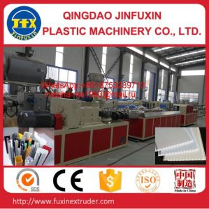 PVC Window Profile Production Machine pictures & photos