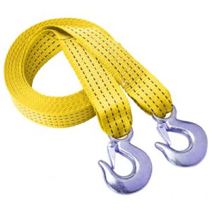 Heavy Duty Polyester Tow Straps pictures & photos