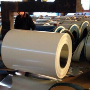 Low Price Prepainted Galvanized Steel Coil Steel Sheet pictures & photos