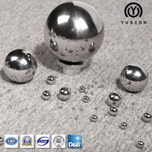 "63.5mm 2 1/2"" G60 AISI 52100 Chrome Steel Ball pictures & photos"