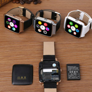 Fashion Bluetooth Bracelet Watch Phone with SIM Card Support (X6) pictures & photos