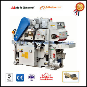 Two Side Wood Planing Machine with Auto Feeding pictures & photos