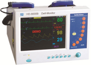 Biphasic Defibrillator Monitor Hot Sale (MCS-HD-8000B) pictures & photos
