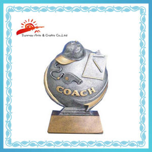 Resin Souvenir Trophy