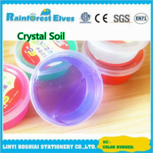 Crystal Clay Made in China Factory pictures & photos