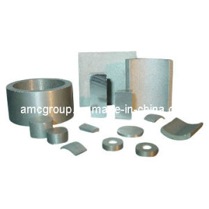 Strong Sintered Disc SmCo Magnet pictures & photos