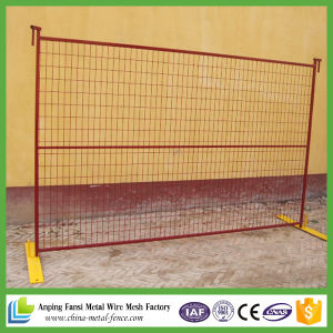 Wire Mesh Fence / Temporary Mesh Fence / Canada Standard Temporary Fence pictures & photos