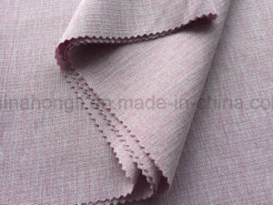 Cationic Polyester Slub Fabric, 150d Weft Stretch pictures & photos