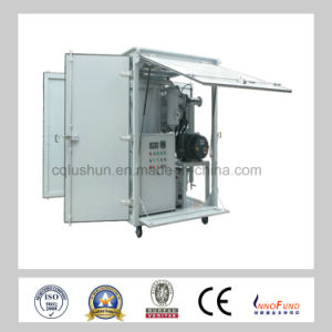 Zja-200 Transformer Oil Dehydration Machine with More Than Ten Years of Filter Oil Machine Production Experience Manufacturers pictures & photos
