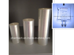 Non-PVC Film for I. V. Soft Infusion Bag pictures & photos