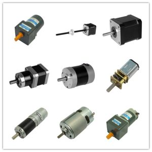 High Torque 12V 24V Electric DC Motor with Planetary Gear pictures & photos