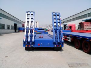 Lowbed Semitrailer/Lowboy Semitrailer pictures & photos