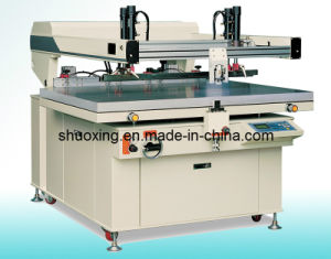 PE/PVC/PP Sheet Vacuum Flatbed Screen Printing Machine (SP-1280SA) pictures & photos