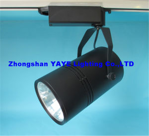 Yaye Competitive Pice 30W / 20W COB LED Track Light / 30W /20W COB LED Track Lamp with 3 Years Warranty pictures & photos